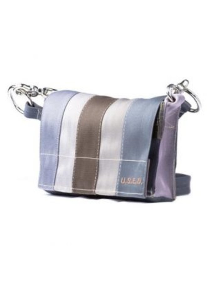 Recycled Seat Belt Hand Bag