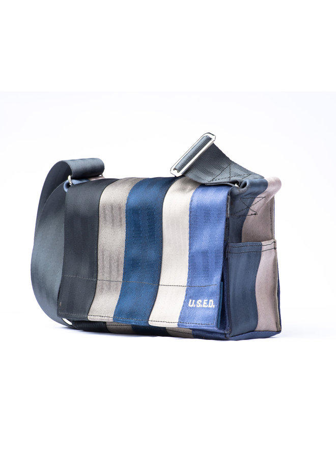 Recycled Seat Belt Purse