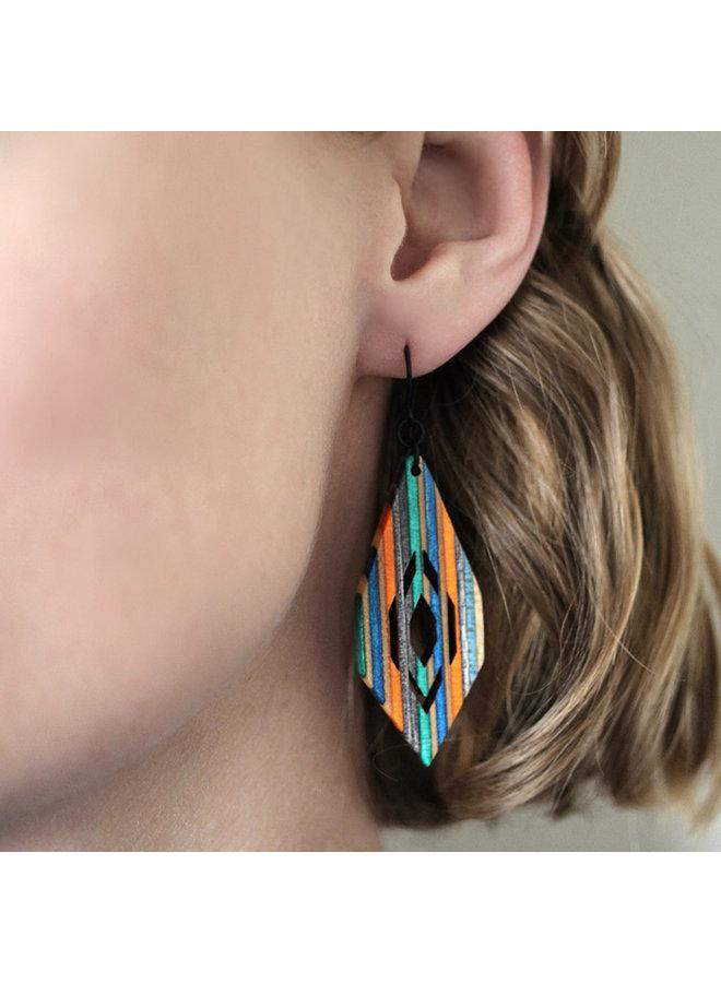 Nova Dangle Earrings