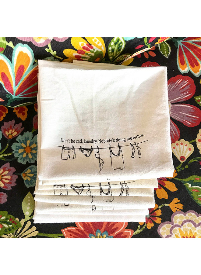 Laundry Tea Towel