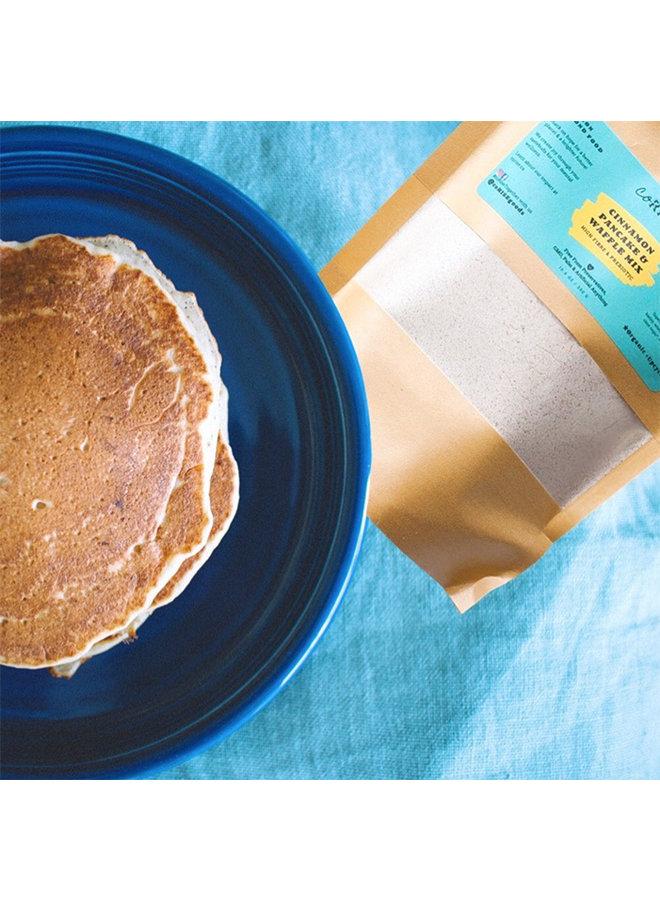 coRise Cinnamon Pancake Waffle Mix