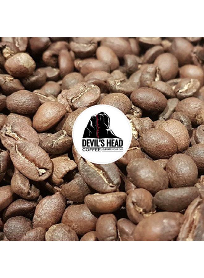 1 LB Bag Devil's Head Coffee Local Roasted Beans