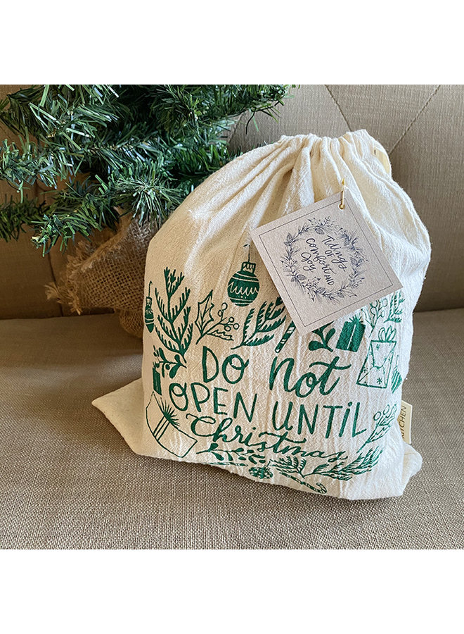 Reusable Fabric Gift Bag