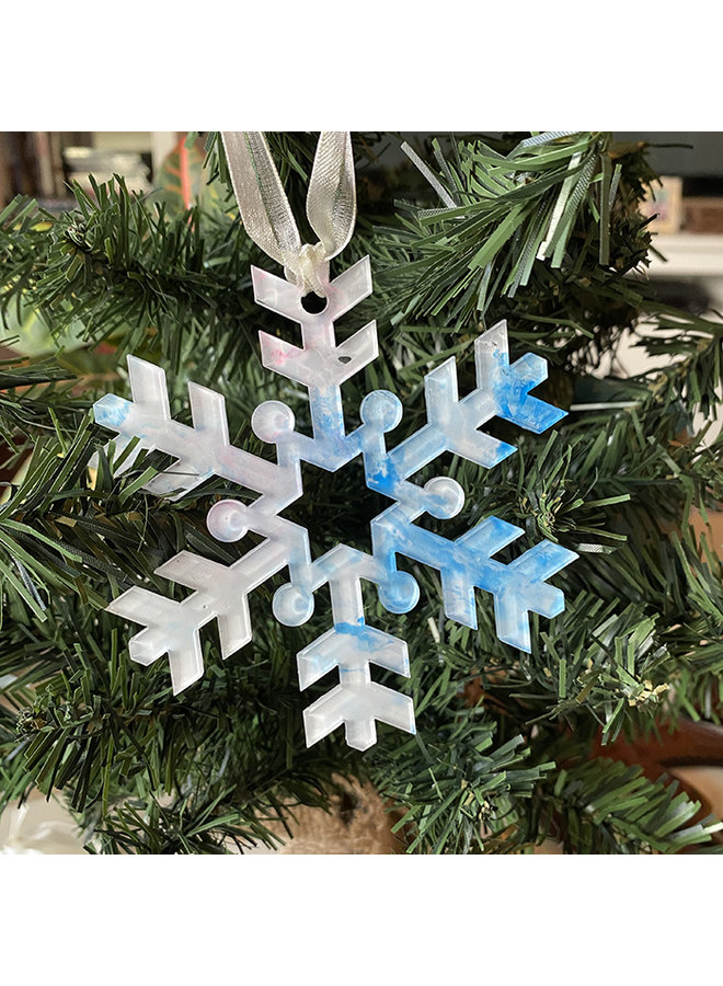 Recycled Plastic Ornament