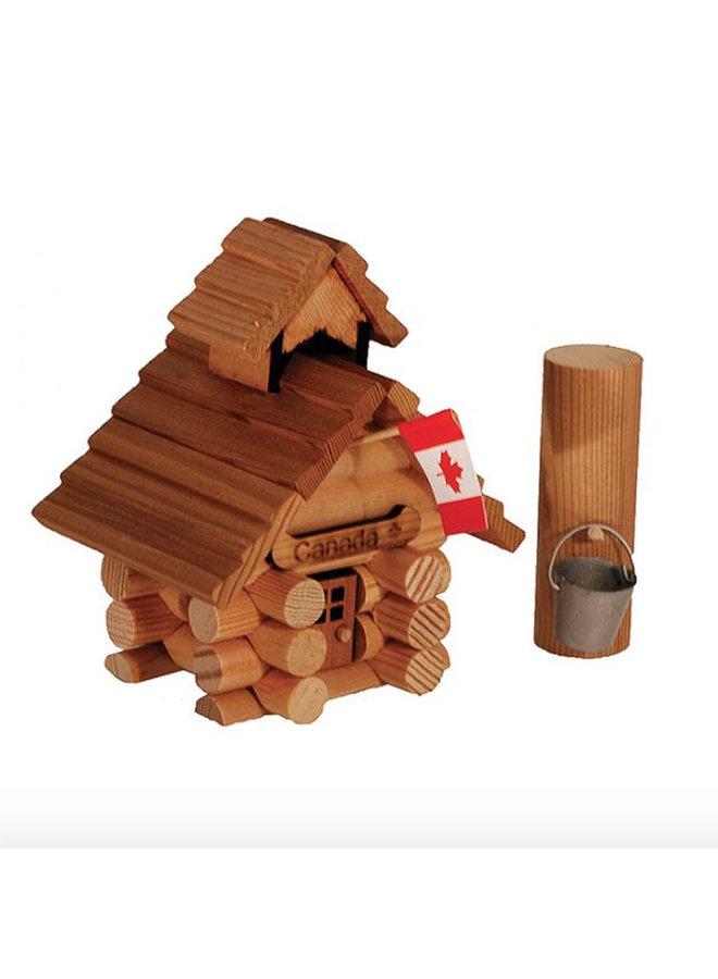 Sugar Shack Log Cabin Kit