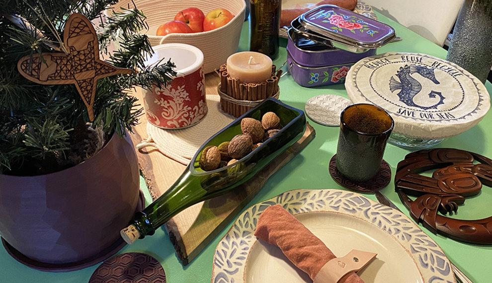 A Sustainable Holiday Season