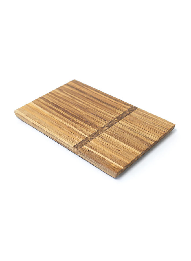 Recycled Chopstick Charcuterie Board