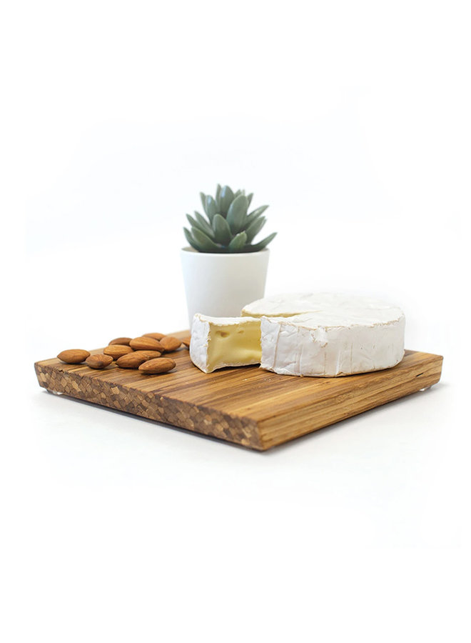 Recycled Chopstick Cheese Board