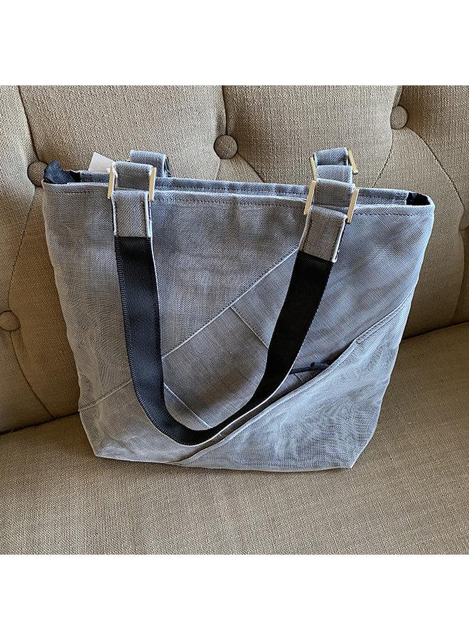 Recycled Fishing Net Shoulder Bag