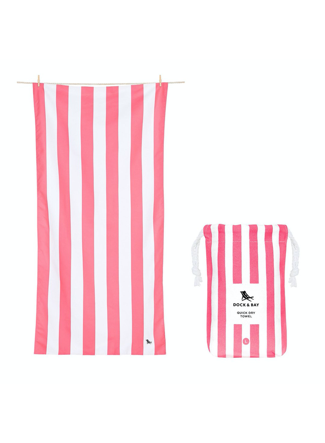 Quick Dry Beach Towel XL- Cabana Collection