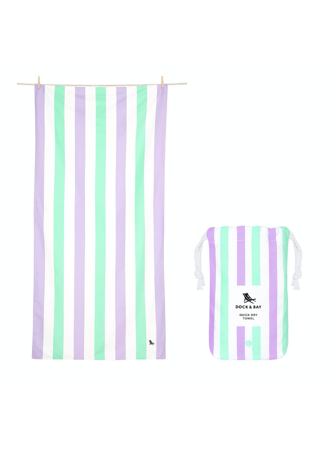Quick Dry Beach Towel XL- Summer Collection