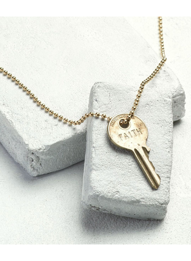 Classic Ball Chain Necklace