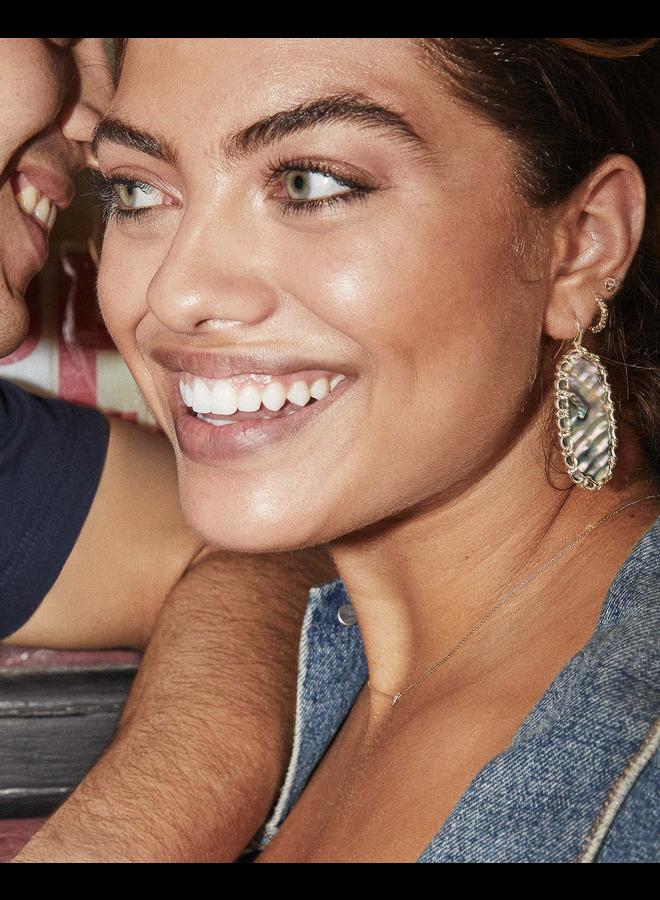 Danielle Macrame Earring