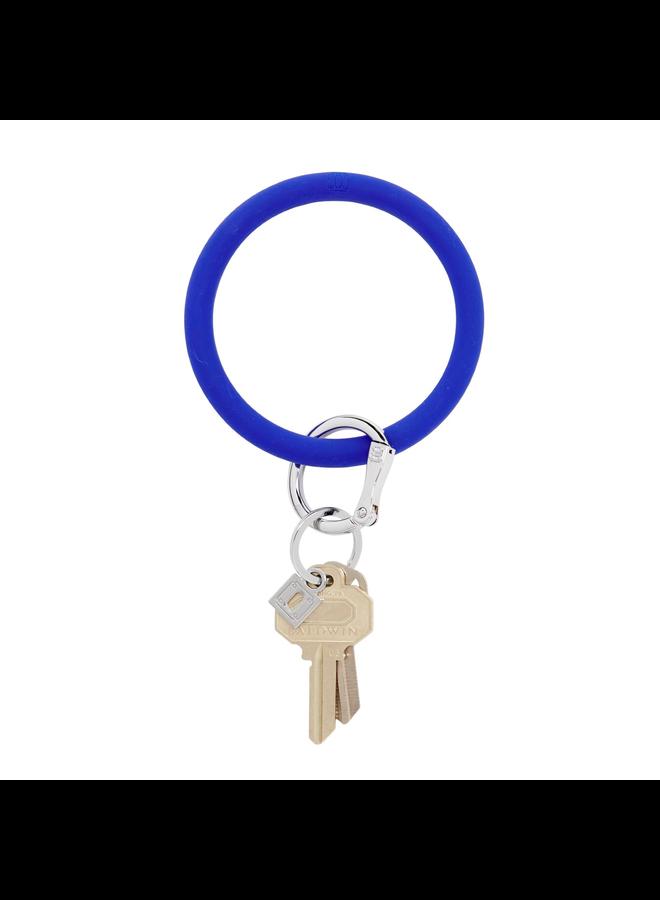 Silicone O-Venture Key Ring- Jewel Tones