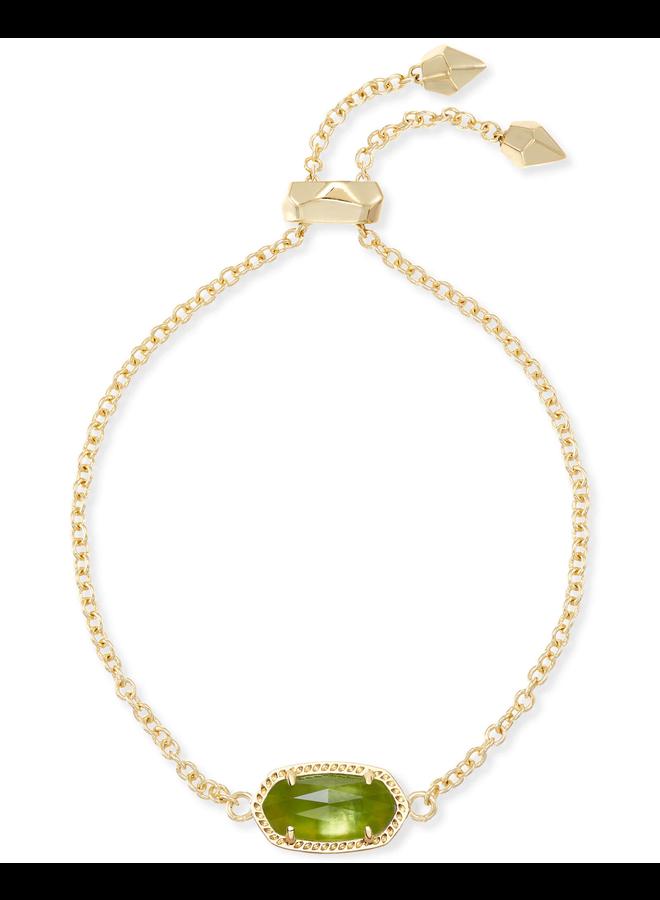 Elaina Bracelet- Gold Birthstone Collection