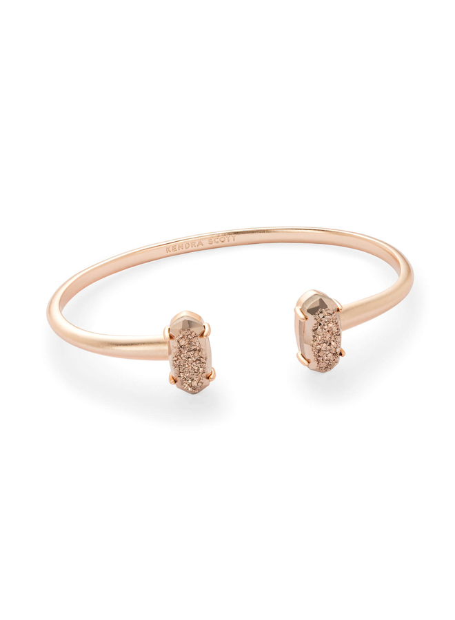 Edie Bracelet- Rose Gold Drusy Collection