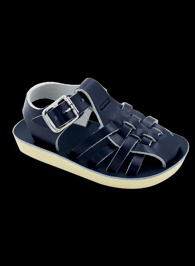 Sailor Navy Sandal