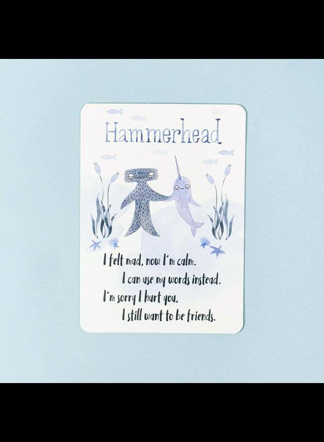 Hammerhead Snuggler Blue