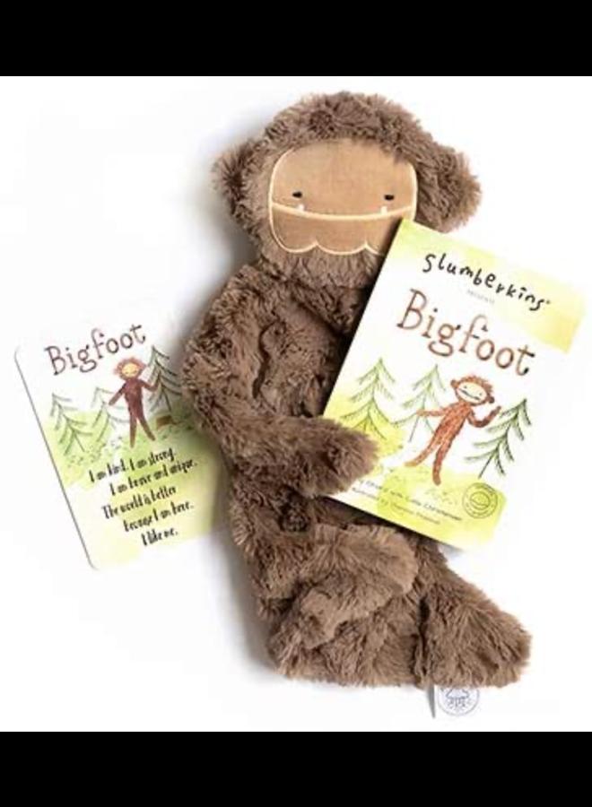 Bigfoot Snuggler Brown