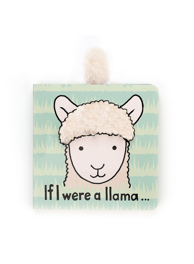 If I Were a Llama Book