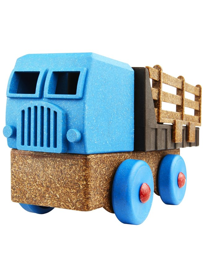 Blue Stake Truck