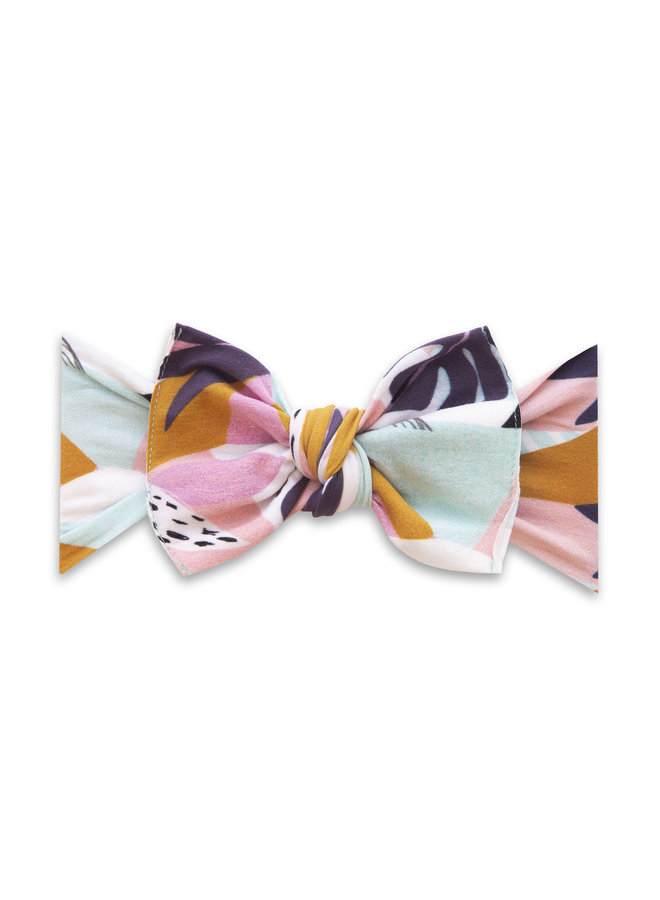 Knot Printed Headband