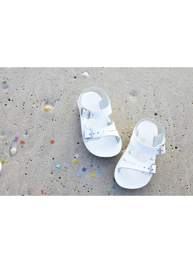 Sea Wee White Sandal