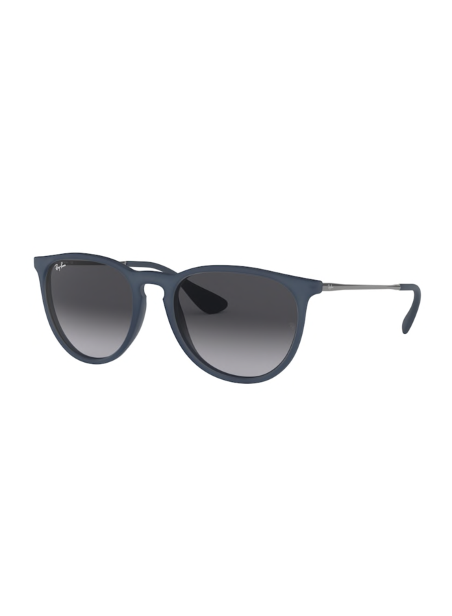 Erika Rubber Blue with Grey Gradient Lens