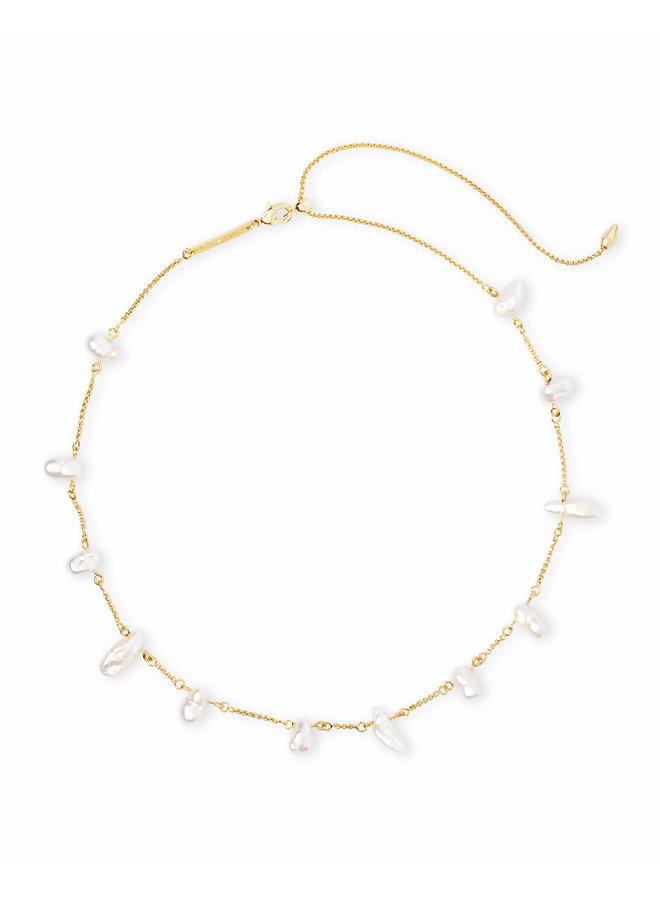 Krissa Pearl Necklace