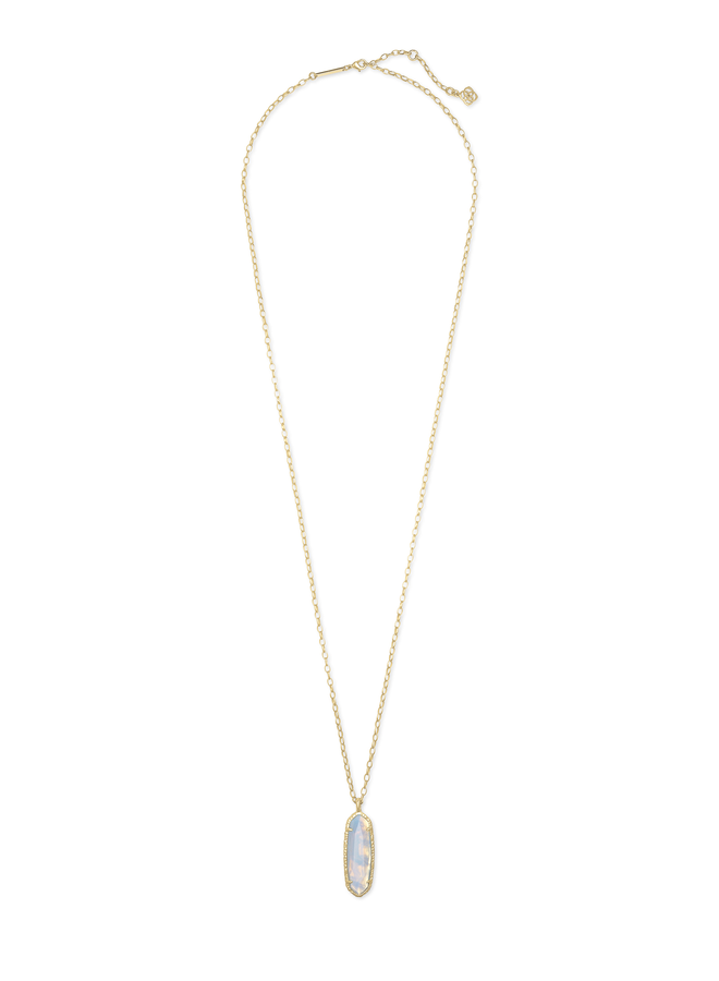 Layla Long Pendant Necklace