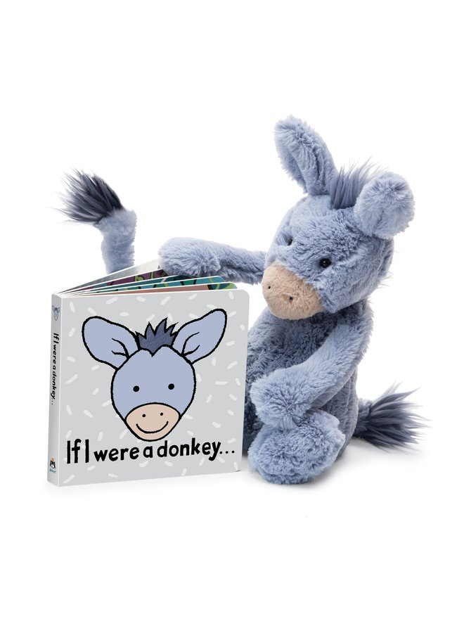 If I Were A Donkey
