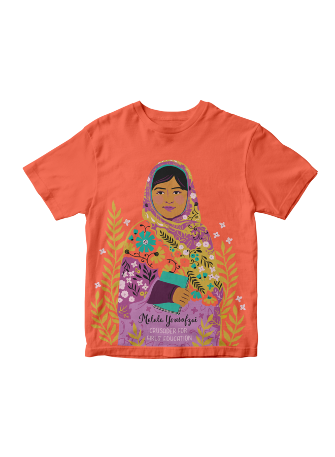 Malala Yousafzal T-Shirt