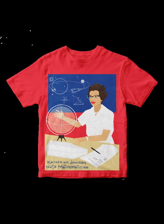 Katherine Johnson T-Shirt