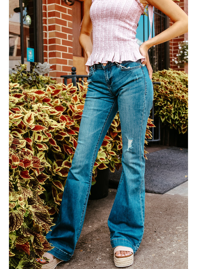 Rosie Flare Jeans