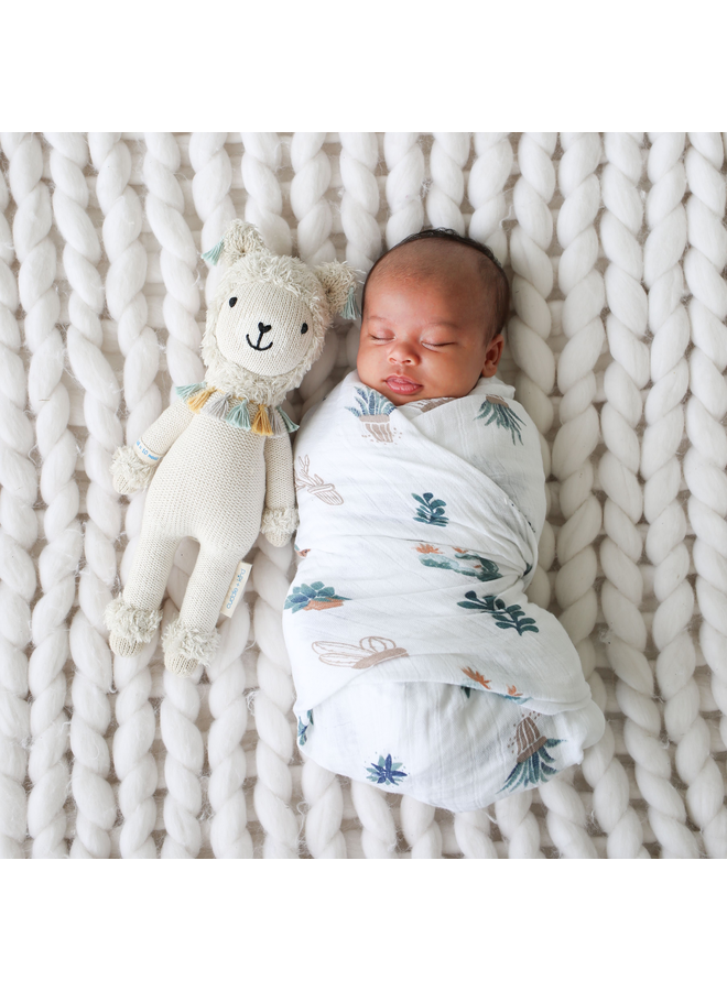Lucas the Llama- Mini