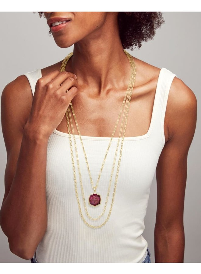 Davis Multi Strand Necklace