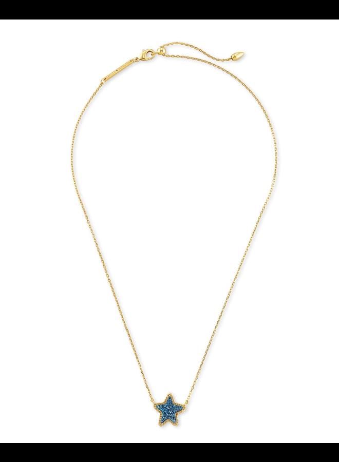 Jae Star Short Pendant Necklace