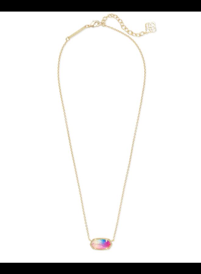 Elisa Necklace- Gold