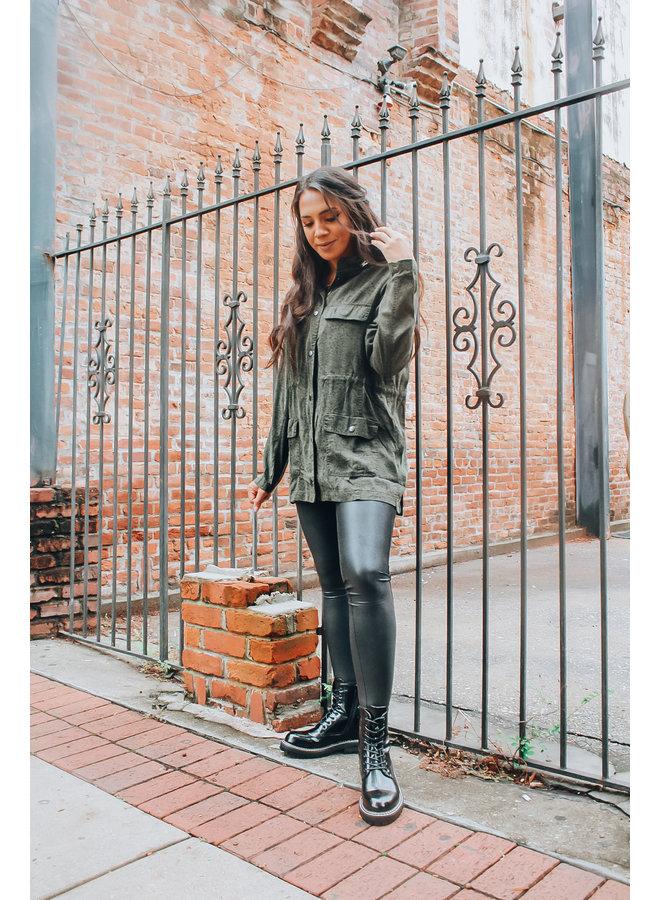 Jenny Surplus Jacket