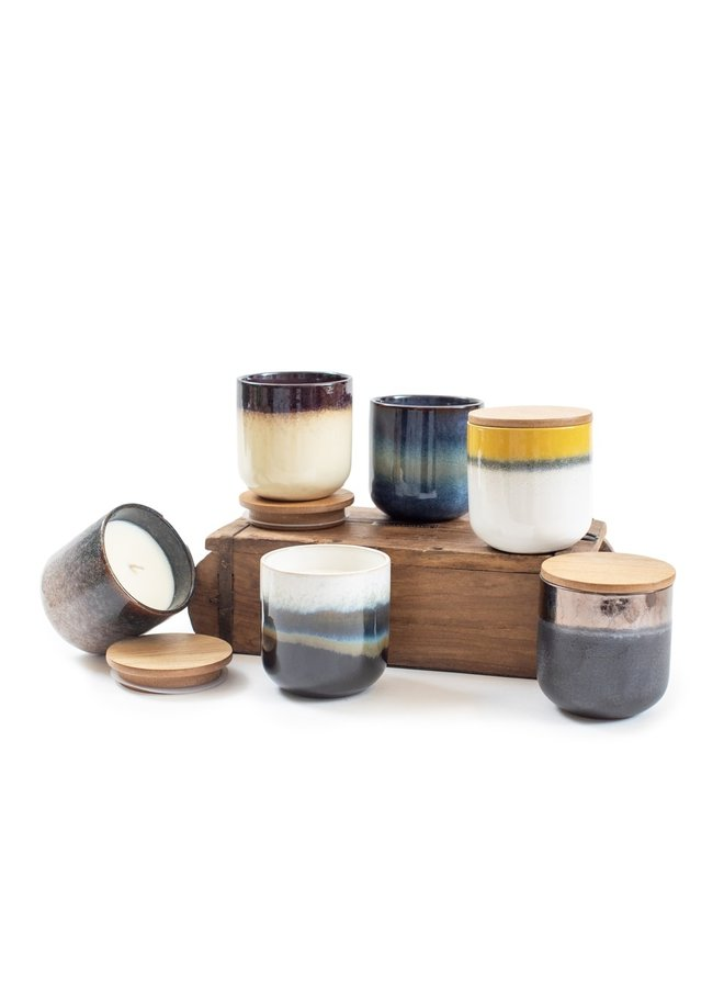 Terra Candle Collection -
