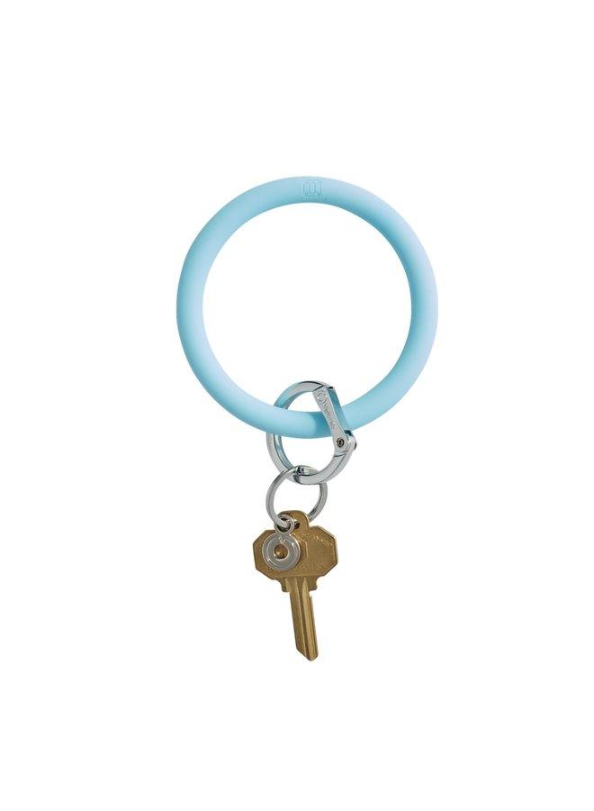 Silicone O-Venture Key Ring- Pastels