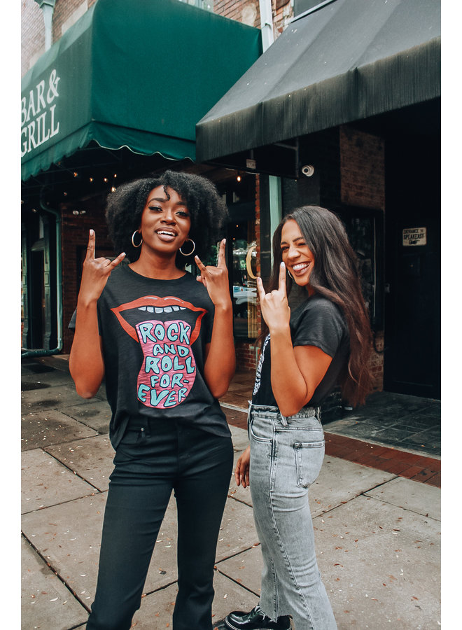 Rock And Roll Forever Tee