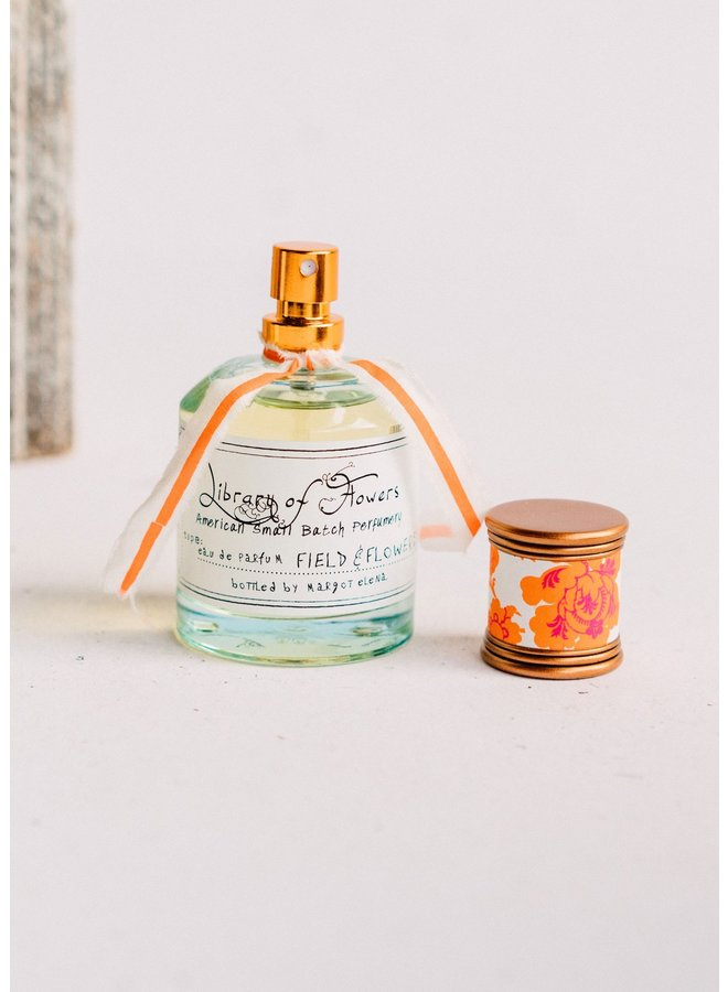 Library Of Flowers EauDe Parfum
