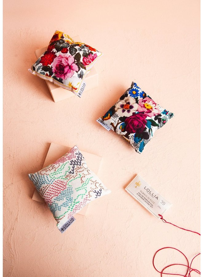 Lollia Parfum Drawer Sachet Kit