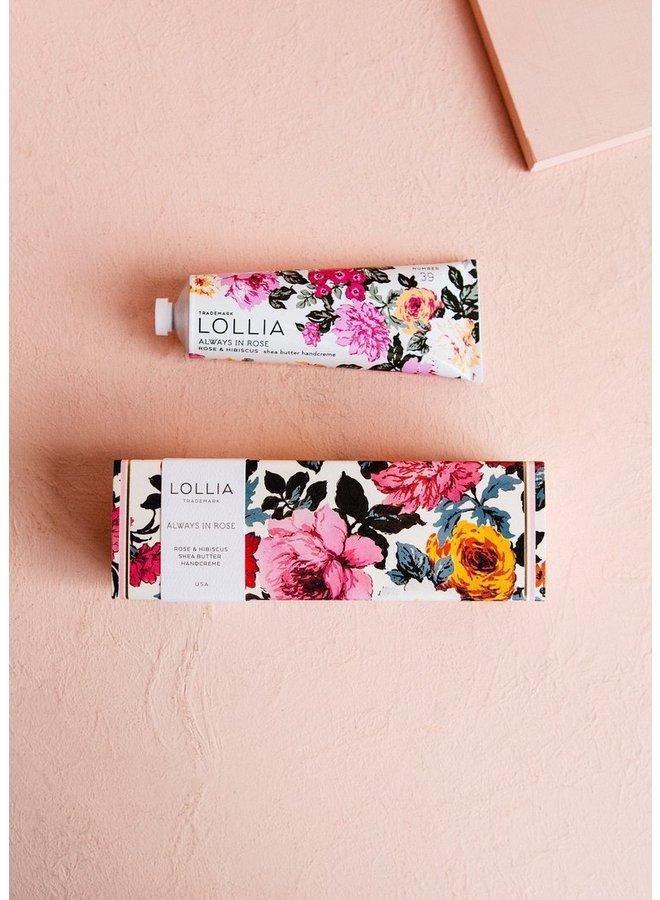 Lollia Shea Butter Handcreme