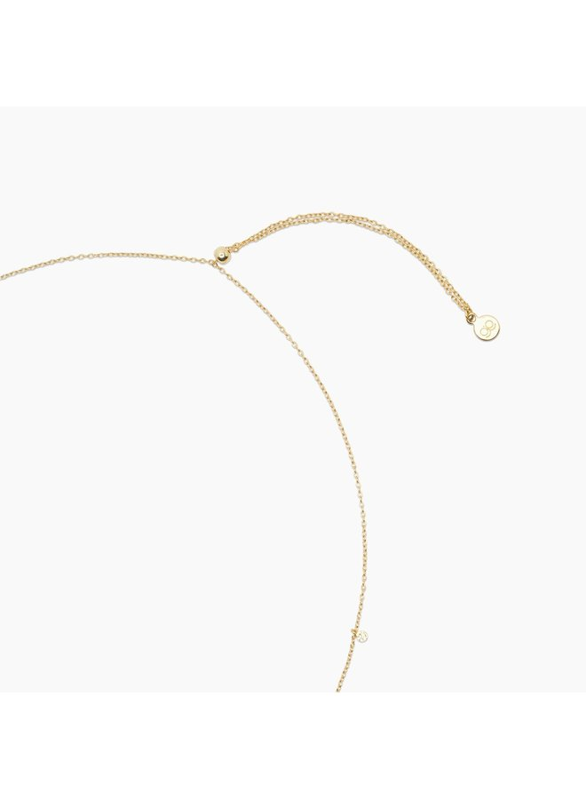 Chloe Mini Long Necklace
