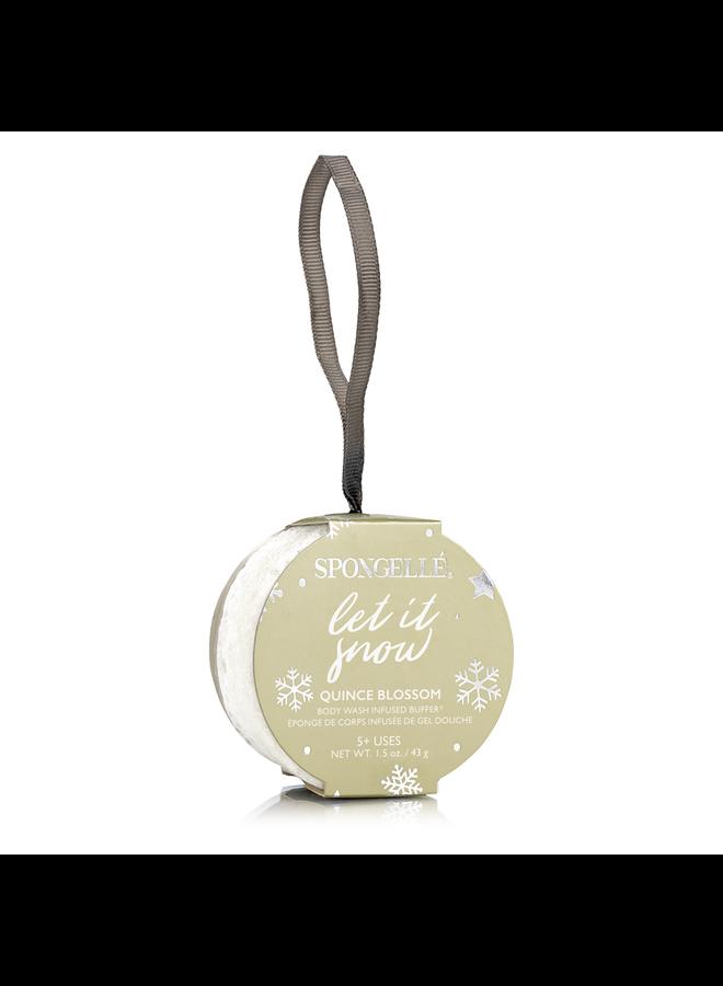 Holiday Ornament Sponge