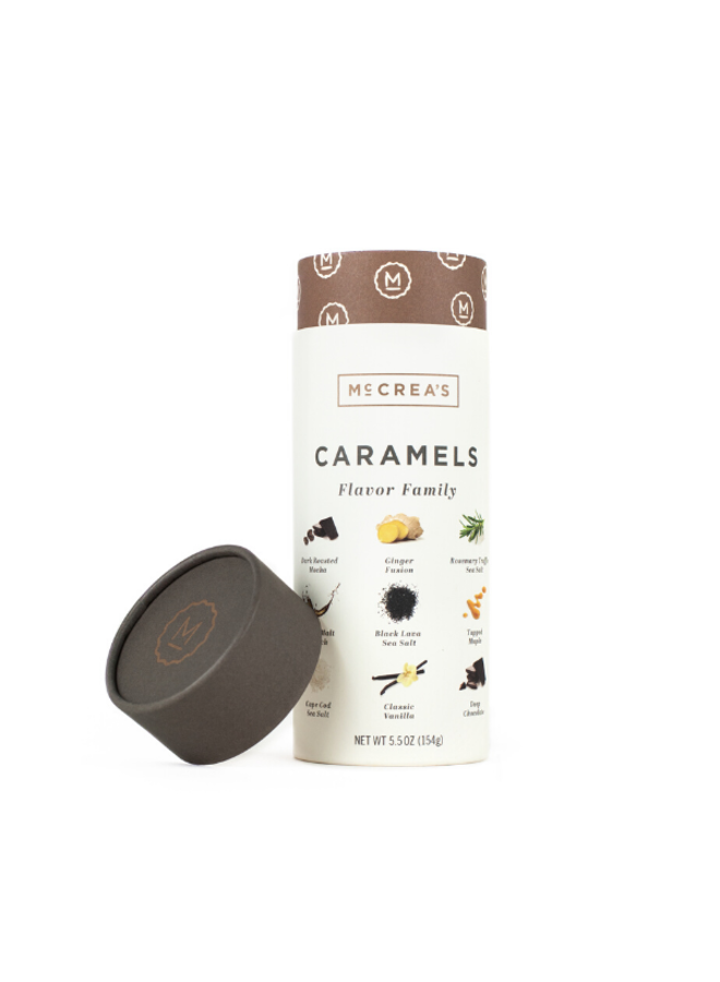 McCrea's Caramel Tube