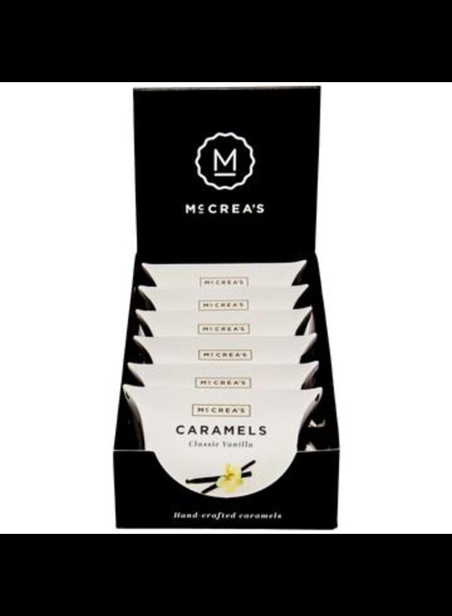 Individual McCrea's Caramels