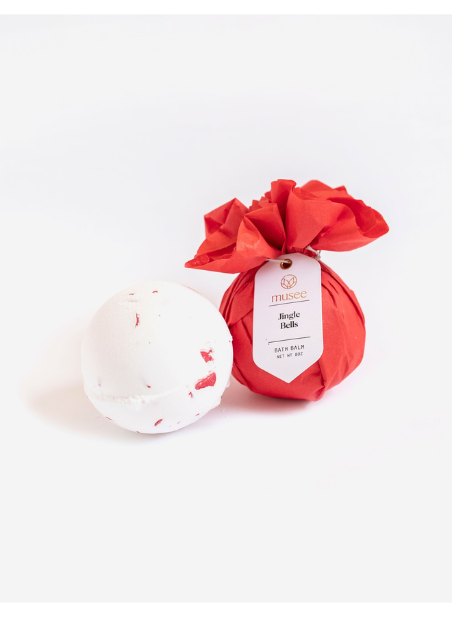 Holiday Bath Bombs Jingle Bells